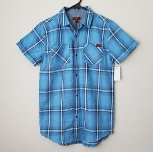 NWT 7 For All Mankind Big Boy Shirt XL